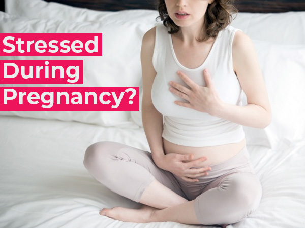 Stress And Anxiety During Pregnancy? Here Are Some Helpful Tips