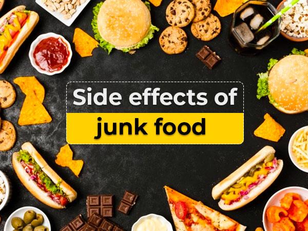 13 Disadvantages Of Junk Foods - Boldsky.com