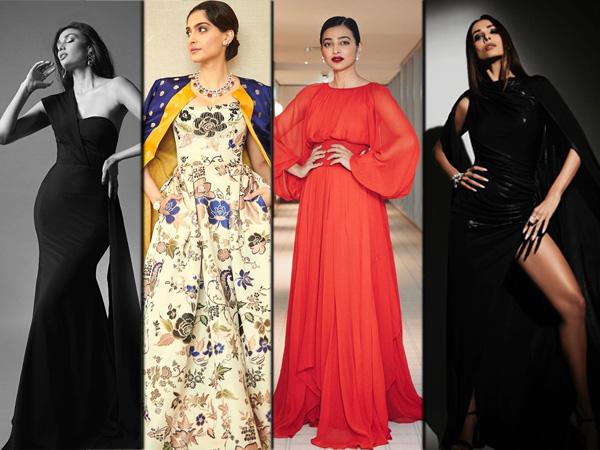Athiya Shetty, Sonam Kapoor Ahuja, Radhika Apte, And Malaika Arora Have Gown Goals For Us
