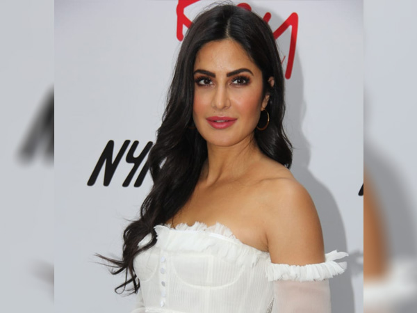 Katrina Kaif Celebrates Galentine's Day On Valentine's Day In A Pretty Off-Shoulder White Dress