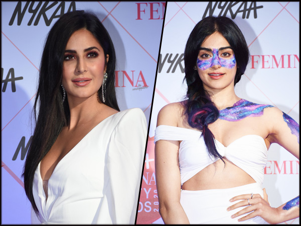 Katrina Kaif, Adah Sharma And Other Divas In White Outfits, Who Impressed And Who Didn't?