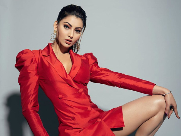 Happy Birthday Urvashi Rautela: Her Six Most Party-Worthy Outfits That Will Make You Look Chic