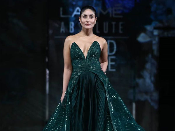 Lakme Fashion Week Summer Resort 2020: Kareena Kapoor Khan Stuns In A Dramatic Green Gown
