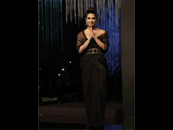 Priyanka Chopra Jonas Blenders Pride Fashion Tour