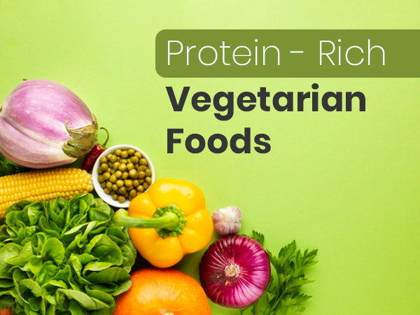 44 Vegetarian Foods With Highest Protein For Everyday Diet