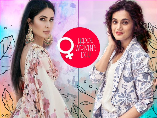 Outfits Of Bollywood Divas On International Womens Day 2020