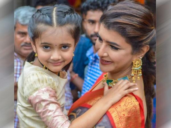 Ugadi 2020: Lakshmi Bomb Actress Lakshmi Manchu Gives Impressive Saree Goals