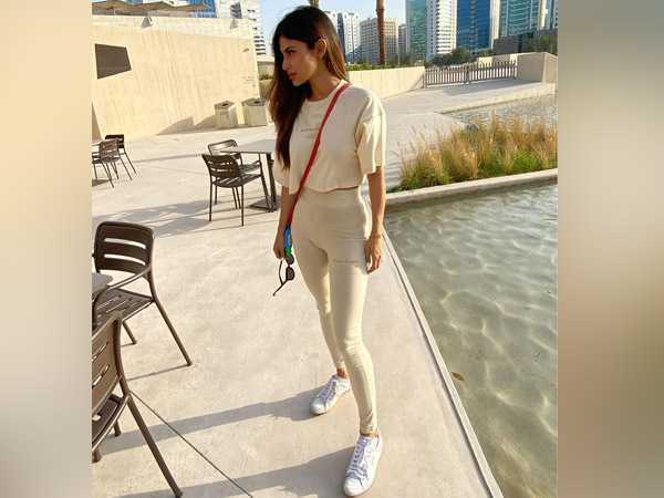 Mouni Roy In An All White Attire