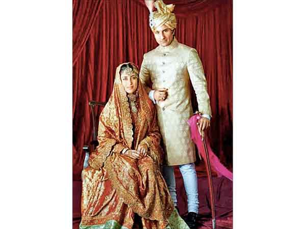 Kareena Kapoor Wedding Attire