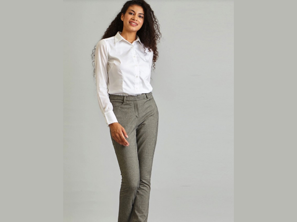 combination with white shirt