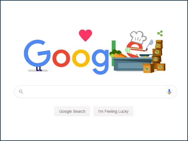 Googles Doodle Thanks Food Delivery Guy