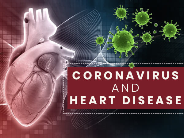 Coronavirus Linked To Heart Disease, Says Study