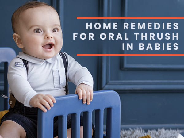 Home Remedies For Oral Thrush In Babies