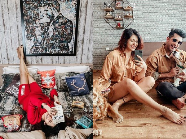 Kishwer Merchant's Indoor Wardrobe Is All Things Goal And Worth Trying