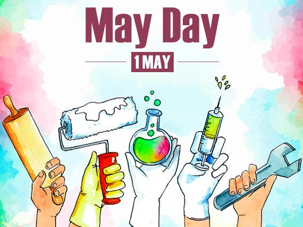 May Day Quotes And Wishes