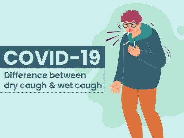 Coronavirus: Difference Between A Dry Cough And A Wet Cough