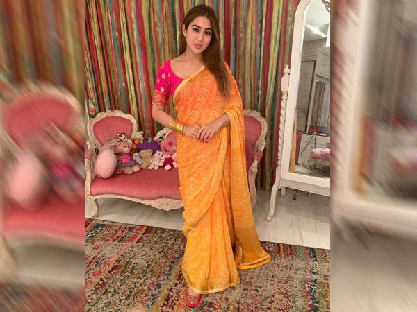 Sara Ali Khan Gives Ethnic Fashion Goals With Her