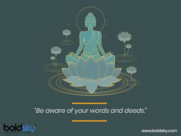 Inspiring Teachings Of Lord Buddha