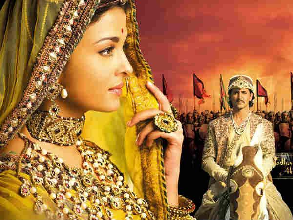 Aishwarya Rai Jodhaa Akbar