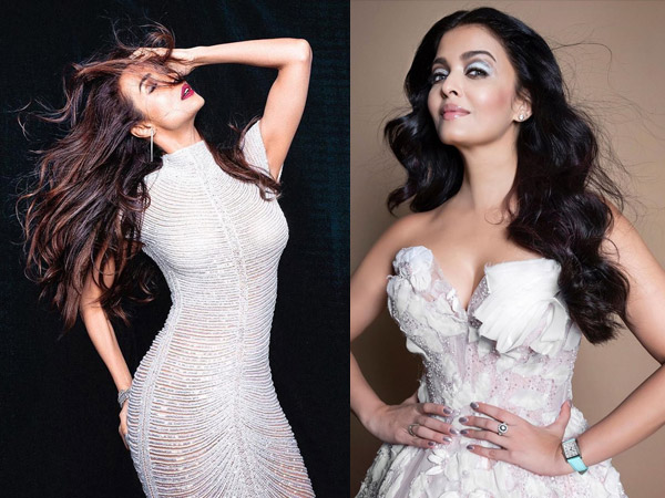 B-Town Divas In Beautiful White Gowns