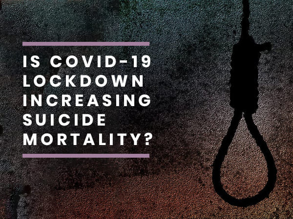 COVID-19 Lockdown And Increased Suicides