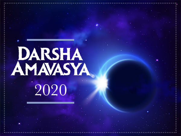 Darsha Amavasya 2020: Here's The Story, Muhurta & Rituals Associated With This Day