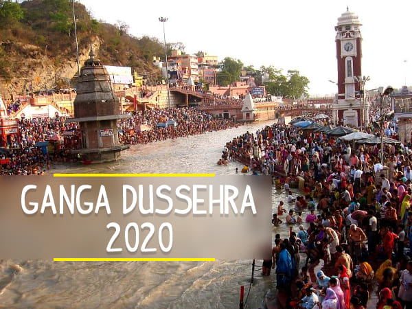 Ganga Dussehra 2020: Here's The Muhurta, Rituals And Significance Of This Festival