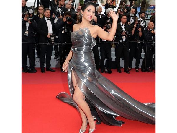 Hina Khan Cannes Film Festival 2019