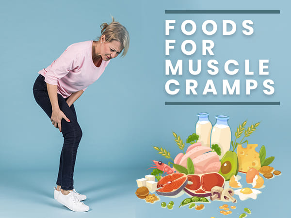 10 Foods That Can Help Ease Muscle Cramps