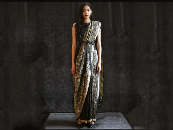 Taurus Sarees according to zodiac sign