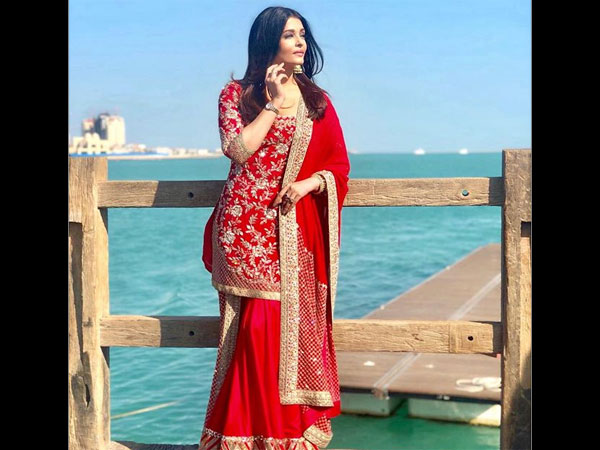 Eid-ul-Fitr 2020: Sonakshi Sinha, Mahira Khan, And Other Divas Who Have Red Ethnic Outfits For Us