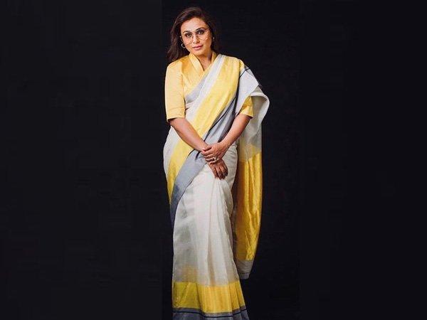 Rani Mukerji Sarees