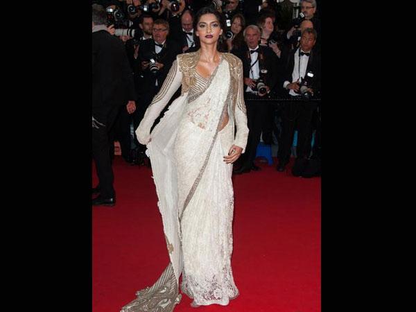 Sonam Kapoor Cannes Film Festival