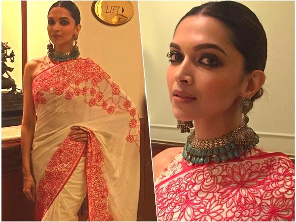 Deepika Padukone Traditional Looks