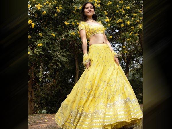 Yellow Lehengas For Wedding