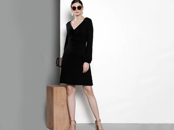black dress girls summer dresses
