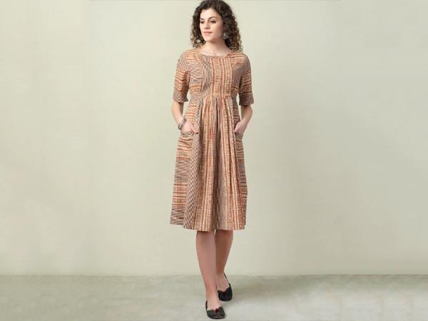 bagru summer dresses for girls