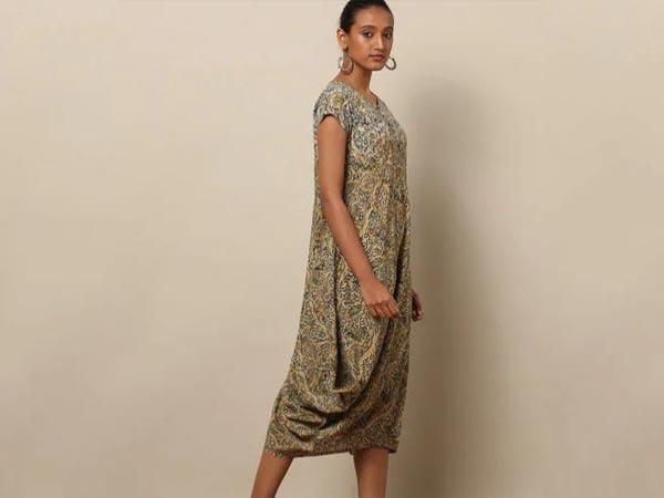 kalamkari summer clothes for girls