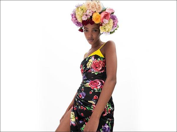 floral party dresses