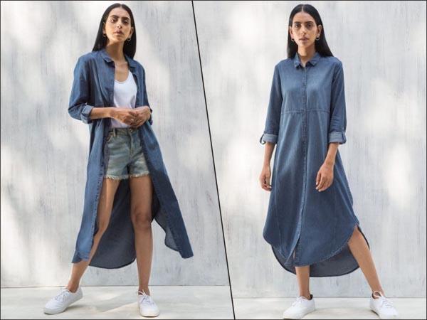 denim dresses for teenage girls