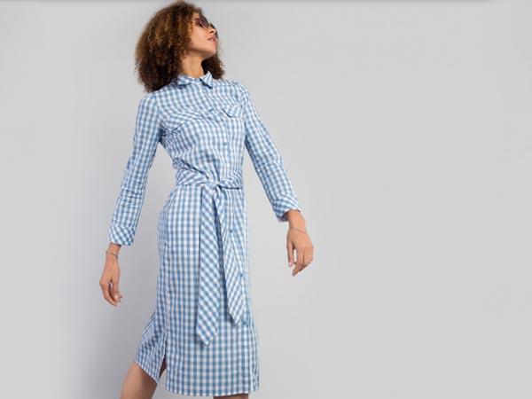 gingham dresses for the summer season