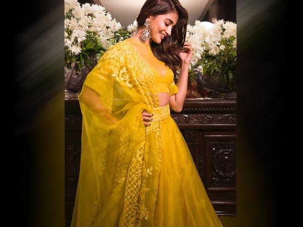 Pooja Hegde Fashion