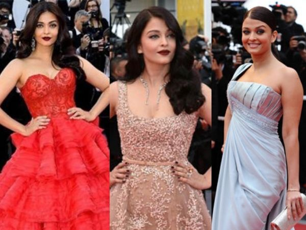 Aishwarya Rai Bachchan At Cannes Film Festival: Best Beauty Moments Of The Actress