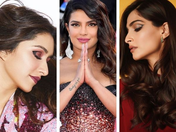 From Priyanka Chopra To Sonam Kapoor, The Celebrities Who Made Floating Eyeliner The Biggest Trend