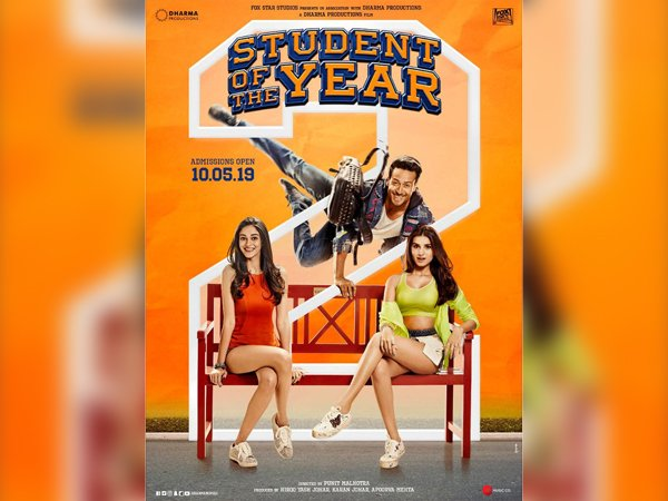 1 Year of Student of The Year 2