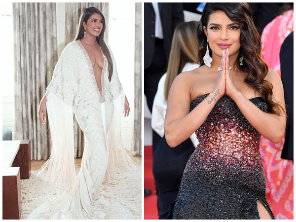 From Grammy To Cannes, Priyanka Chopra Jonas' Bold And Stylish Red Carpet Looks Decoded