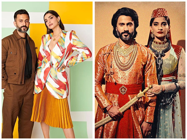 4 Times Anand Ahuja And Sonam Kapoor Proved They Are The Ultimate Fashion King & Queen In B-Town