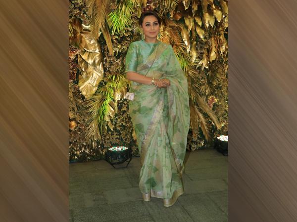 Rani Mukerji Style