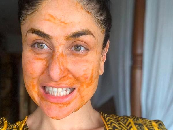 The Face Mask Frenzy: Kareena Kapoor, Ananya Panday And Other B-Town Divas  Who Swear By Face Masks - Boldsky.com