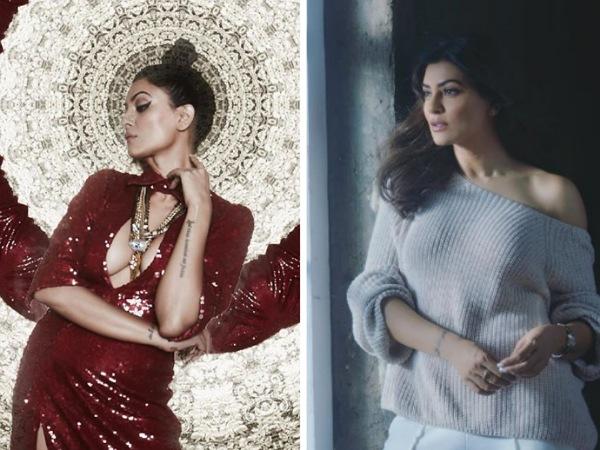 Aarya Actress Sushmita Sen's Outfits